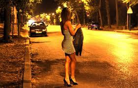Prostitutes in Paris love